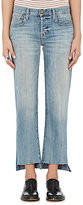 Current/Elliott Women's The Crossover Boyfriend Jeans