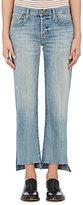 Current/Elliott Women's Uneven Cut Skinny Jeans