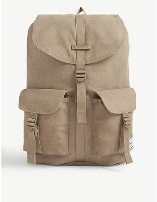 Herschel Dawson canvas backpack