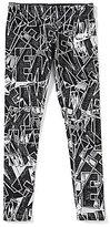 Nike Big Girls 7-16 Printed Sportswear Leggings