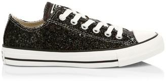 Converse Galaxy Dust All Star Glitter Ox Chuck Taylor Sneakers