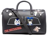 Karl Lagerfeld Women's K/Jet Weekender Bag Black