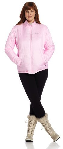 Columbia Women's Big Tested Tough In Pink Mighty Lite II