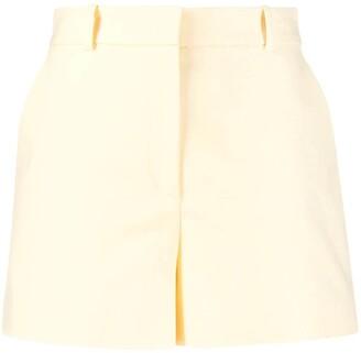 Emilio Pucci High-Waist Shorts