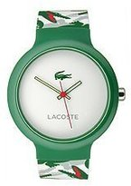 Lacoste Unisex GOA 2020060 White Watch