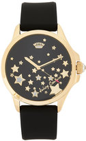 Juicy Couture 1901493 Gold-Tone & Black Watch