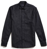 JackThreads Denim Dress Shirt