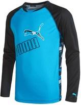 Puma Technical T-Shirt - Long Sleeve (For Little Boys)