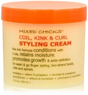 Mixed Chicks Coil, Kink & Curl Styling Cream, 12-oz, from Purebeauty Salon & Spa