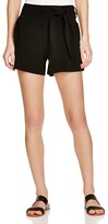 Joie Molley Belted Shorts