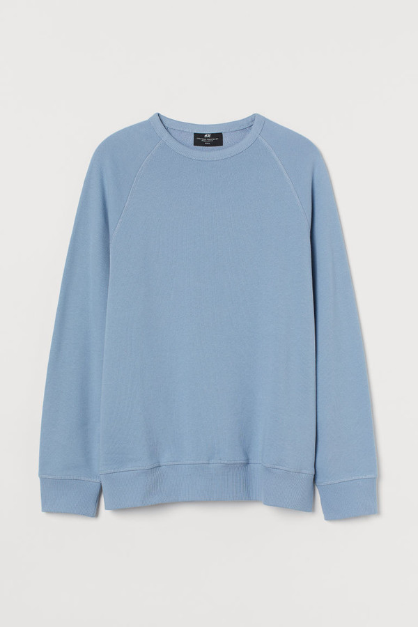Thumbnail for your product : H&M Regular Fit Sweatshirt - Blue