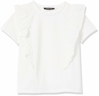 Sugar Lips Sugarlips Women's Tyler Ruffle Knit TOP