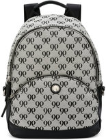 Nine West Taren Jacquard Medium Backpack