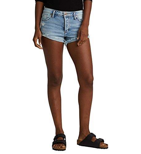 Co. Women's Hello Shorty Denim Shorts