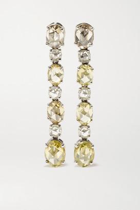 Bayco Platinum Diamond Earrings