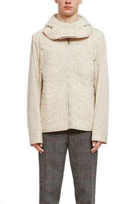 Helmut Lang Quilted Zip Jacket