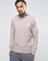 Diesel S- SHINS Seam Detail Sweat