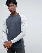 ONLY & SONS Sweatshirt with Raglan Sleeves