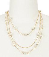 Kate Spade Pearls of Wisdom Multi-Strand Necklace
