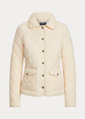 Ralph Lauren Cotton-Blend Barn Jacket