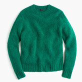 J.Crew Brushed wool crewneck sweater