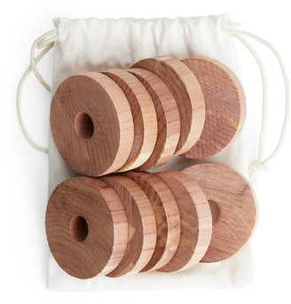 Iris Hantverk Cedar Wood Rings