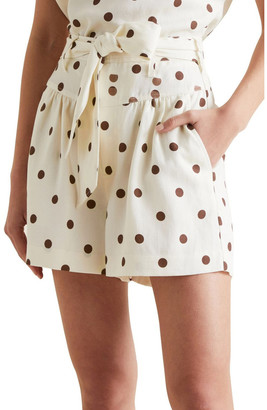 Seed Heritage Tie Up Spotty Short No