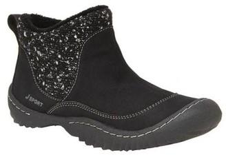 Jambu Jsport By Jsport by Women's Marcy Sweater Ankle Booties