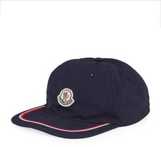 Moncler Men's Contrast-Border Baseball Cap