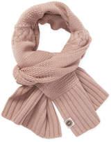 UGG Women's Wool Blend Cableknit Rectangular Scarf