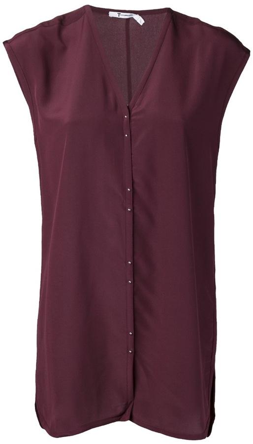 Alexander Wang button front shirt