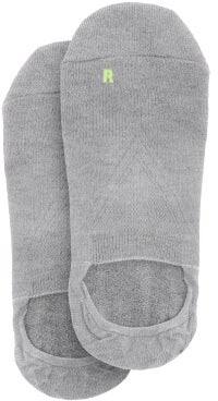 Falke Cool Kick Trainer Socks - Grey