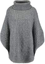 Anna Field Cape grey melange