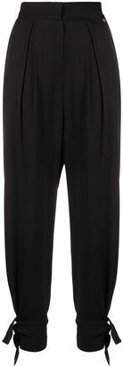 Liu Jo Tied Cuff Trousers
