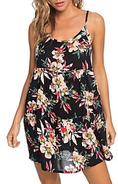 Roxy Sand Dune Floral Print Dress