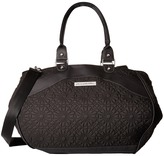 Petunia Pickle Bottom Embossed Wistful Weekender Weekender/Overnight Luggage