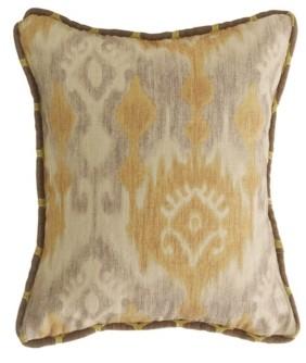 HiEnd Accents Casablanca Reversible Pillow, 18x18