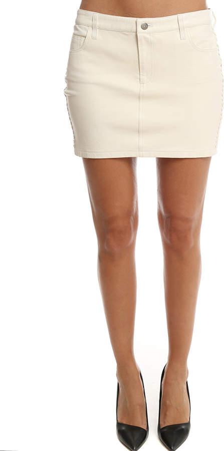 IRO Wirt Leather Skirt