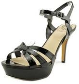 Vince Camuto Peppa Women Open Toe Synthetic Platform Heel.