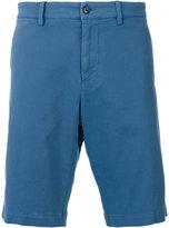 Dolce & Gabbana Friends patch chino shorts - men - Cotton/Polyester/Polyurethane/Viscose - 48