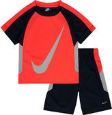 Nike 2-pc. Short-Sleeve Tee and Shorts Set - Toddler Boys 2t-4t
