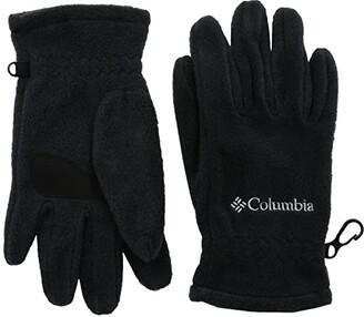 Columbia Kids Fast Trektm Glove (Big Kids) (Black) Extreme Cold Weather Gloves