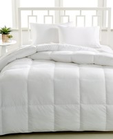Hotel Collection Luxury Down Alternative Full/Queen Comforter, Hypoallergenic, 450 Thread Count 100% Cotton Cover