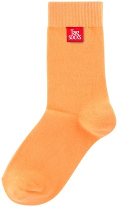 Tag Socks Orange Is The New