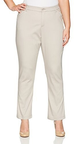 Thumbnail for your product : Lee Women's Plus-Size Motion Series Total Freedom Pant