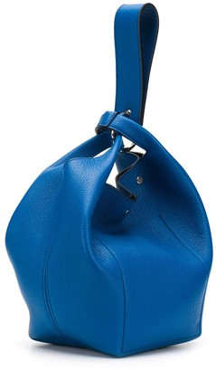 Elena Ghisellini Wrist Strap Tote Bag