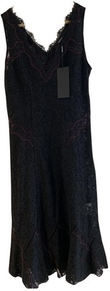 Thakoon Black Lace Dress for Women
