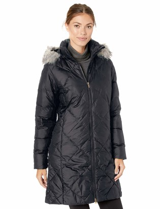 Columbia Women's Plus Size ICY Heights II Mid Length Down Jacket