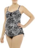 Christina Women's Maternity Cami-Style Tankini Swim Top