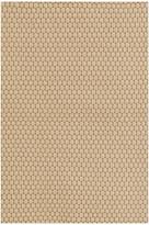 Dash & Albert Rope Rug - Wheat - 122x183cm